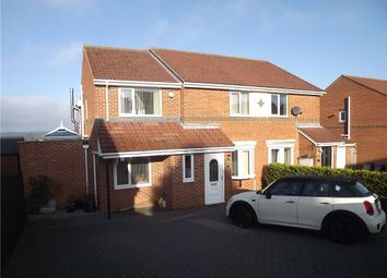 Thumbnail 4 bed detached house to rent in Penshaw View, Sacriston, Durham