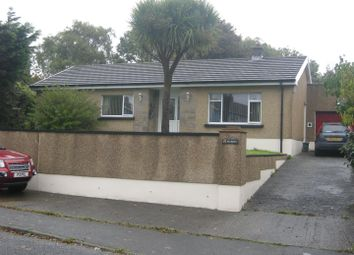Thumbnail 3 bed bungalow for sale in Middle Street, Rosemarket, Milford Haven