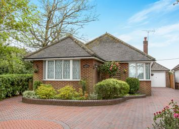 Thumbnail 2 bed detached bungalow for sale in Rownhams Lane, North Baddesley, Southampton