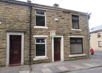 Thumbnail 2 bed terraced house to rent in Rishton Road, Clayton Le Moors, Accrington