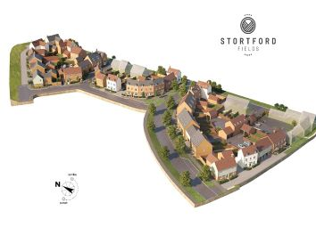 Thumbnail 3 bed semi-detached house for sale in Adams Close, Bishop's Stortford, Hertfordshire