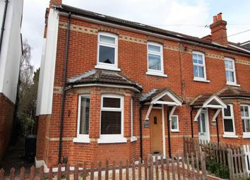 Thumbnail 3 bedroom semi-detached house for sale in Buckhurst Road, Frimley Green