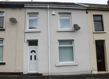 Thumbnail 3 bed terraced house for sale in Park Street, Tonypandy, Clydach, Rhondda Cynon Taff.