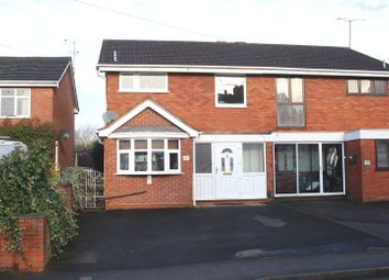 Thumbnail 3 bed semi-detached house for sale in Summer Street, Kingswinford