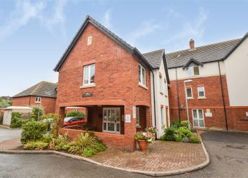 Thumbnail 1 bed flat for sale in Rowleys Court, Sandhurst Street, Oadby, Leicester
