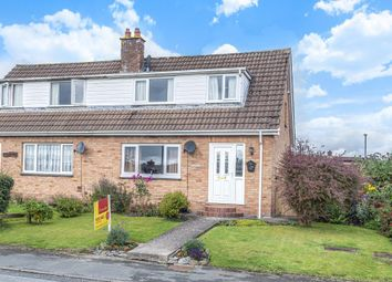 Thumbnail 2 bed semi-detached house for sale in Llandrindod Wells, Powys