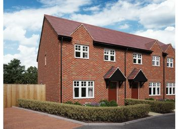 Thumbnail 3 bedroom end terrace house for sale in Forest Road North, Waltham Chase, Hampshire
