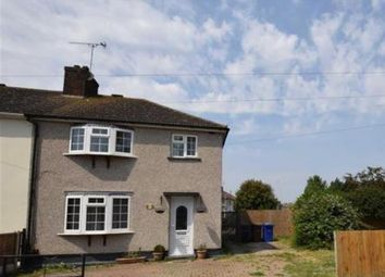 Thumbnail 3 bed property to rent in Brennan Road, Tilbury