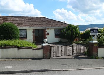 Thumbnail 2 bed semi-detached bungalow for sale in Mountain Hare, Twynyrodyn, Merthyr Tydfil