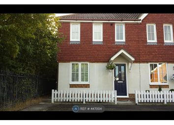 Thumbnail 2 bed end terrace house to rent in Hebbecastle Down, Bracknell