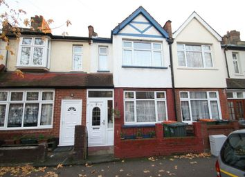 Thumbnail 3 bedroom terraced house for sale in Pulleyns Avenue, East Ham, London