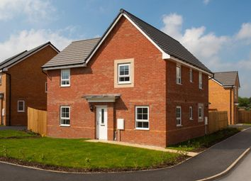 "Thumbnail 4 bed detached house for sale in ""Alderney"" at Carrs Lane, Cudworth, Barnsley"