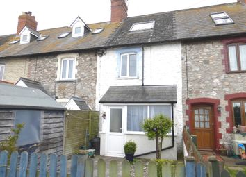 Thumbnail 3 bed terraced house for sale in Almyr Terrace, Watchet