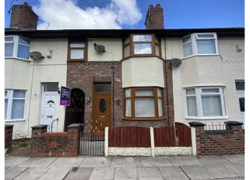 Thumbnail 3 bed terraced house for sale in Witton Road, Liverpool