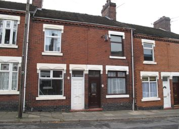 Thumbnail 2 bedroom terraced house to rent in Derwent Street, Stoke-On-Trent