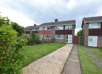 Thumbnail 3 bedroom semi-detached house for sale in Merlin Way, Chipping Sodbury, Bristol