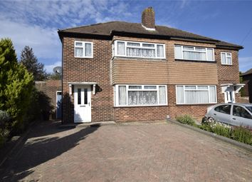 Thumbnail 3 bed property to rent in Daleside Close, Orpington, Kent
