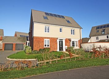 Thumbnail 5 bed detached house for sale in Albatross Road, Exeter