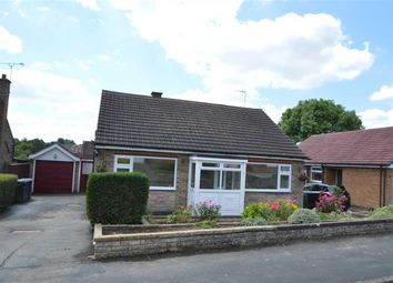 Thumbnail 2 bedroom detached bungalow for sale in Crossdale Drive, Keyworth, Nottingham