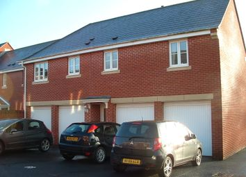 Thumbnail 2 bed end terrace house to rent in Heraldry Way, Exeter