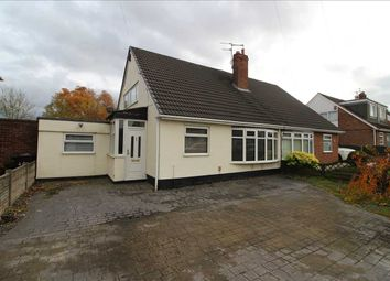 Thumbnail 3 bed bungalow for sale in Pitsmead Road, Kirkby, Liverpool