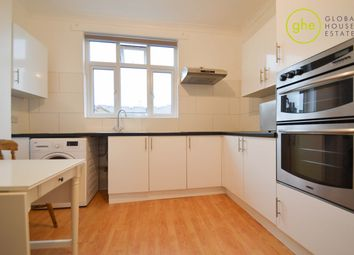 Thumbnail 4 bed flat to rent in Clapham Road, London