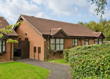 Thumbnail 2 bed semi-detached bungalow for sale in Deepwood Close, Shelfield, Walsall