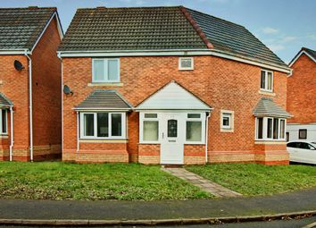 Thumbnail 4 bed detached house for sale in Racemeadow Crescent, Netherton, Dudley