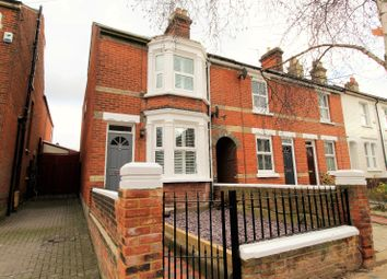Thumbnail 3 bed end terrace house to rent in Beaconsfield Avenue, Colchester
