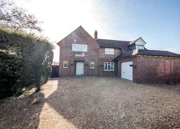Thumbnail 5 bed detached house for sale in Cransley Hill, Broughton, Kettering