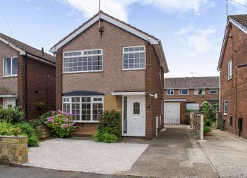 Thumbnail 3 bed detached house for sale in Northfields, Clowne, Chesterfield