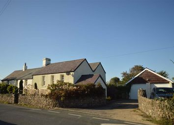 4 bed detached house for sale in Yew Tree Cottage, Old Walls, North Gower SA3