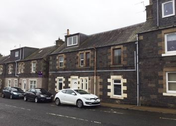 Thumbnail 1 bed flat to rent in Wood Street, Galashiels, Borders