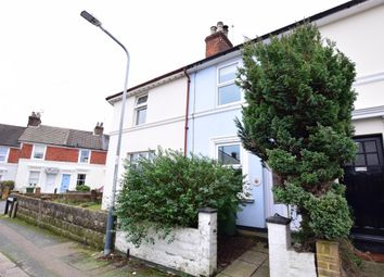Thumbnail 2 bed terraced house to rent in Stanhope Road, Tunbridge Wells