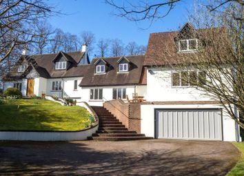 Thumbnail 4 bedroom detached house for sale in Chalkpit Lane, Marlow, Buckinghamshire