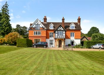 Thumbnail 3 bed flat for sale in Polsted Manor, Polsted Lane, Guildford, Surrey