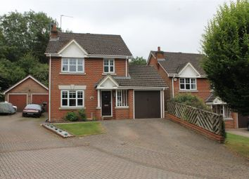 Thumbnail 3 bedroom detached house for sale in Badger Way, Hazlemere, High Wycombe