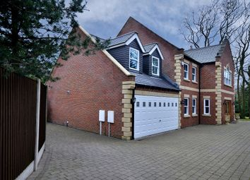 Thumbnail 5 bed detached house for sale in Lindhurst Lane, Mansfield