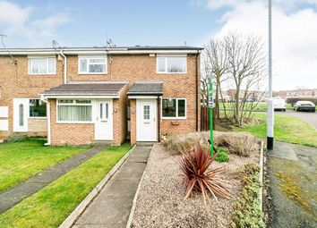 Thumbnail 2 bed semi-detached house to rent in Kepier Chare, Ryton