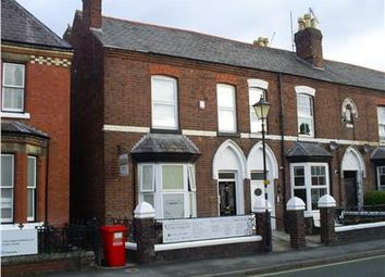 Thumbnail Commercial property for sale in 10 Grosvenor Street, Mold, Flintshire