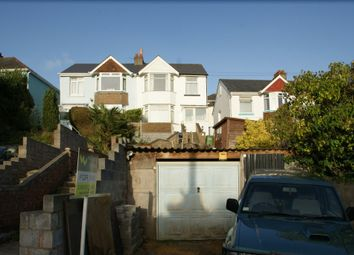 Thumbnail 4 bed semi-detached house for sale in Maidenway Road, Paignton