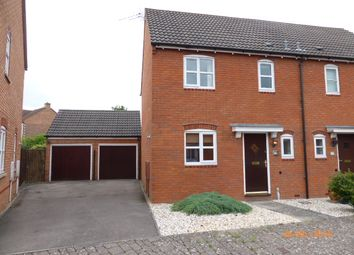Thumbnail 3 bed semi-detached house to rent in Hawkmoth Close, Walton Cardiff, Tewkesbury
