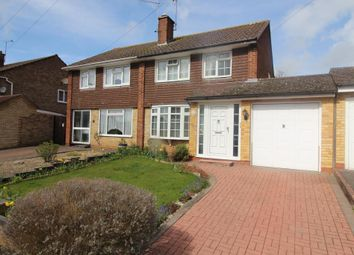 3 bed semi-detached house for sale in Tintern Crescent, Reading RG1