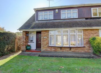 Thumbnail 3 bed semi-detached house for sale in Charlotte Avenue, Wickford