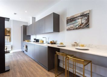 Thumbnail 1 bed flat for sale in Compass House, Pynnacles Close, Stanmore