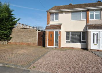 Thumbnail 3 bedroom end terrace house for sale in Eastnor Road, Whitchurch, Bristol