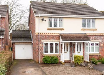 Thumbnail 2 bed semi-detached house for sale in Centurion Way, Credenhill, Herefordshire