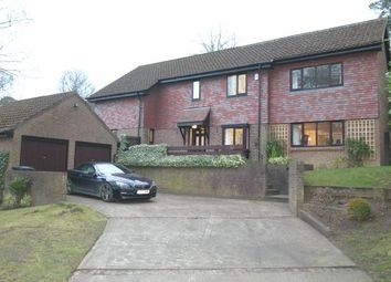 Thumbnail 5 bed detached house for sale in Ascot, Burley Wood, Burleigh Road, Royal Berkshire