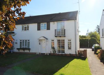 Thumbnail 3 bedroom end terrace house for sale in Hollins Walk, Reading