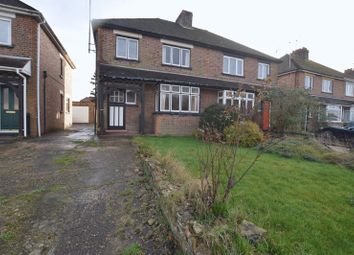 Thumbnail 3 bedroom semi-detached house for sale in Water Eaton Road, Bletchley, Milton Keynes